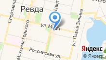 Мегамарт на карте