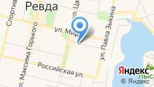 Денталхаус на карте