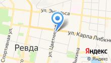 Областной аптечный склад на карте