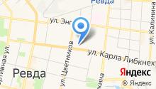 Тамара на карте