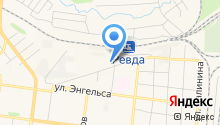 Урал-Титан на карте