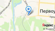 Средуралсервис на карте