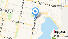 Расчетно-кассовый центр ЖКХ на карте