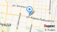 Магазин саморезов на карте