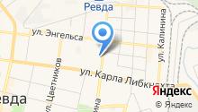 КПД на карте