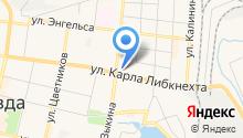 Streetfood на карте