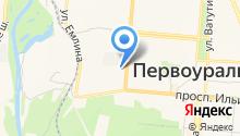 Нефертити на карте