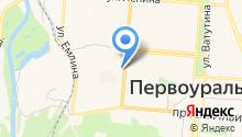 ПАНГЕЯ на карте