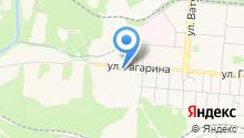 Уральский государственный экономический университет на карте