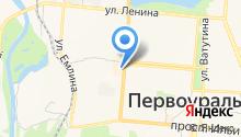 Региональный финансовый центр на карте