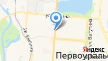 АРИЭЛЬ на карте