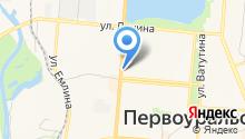 Битимка, СПК на карте