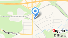 Нахимовский на карте
