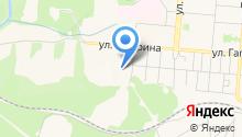 Продуктовый магазин на ул. Прокатчиков на карте
