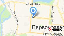 Новая Больница на карте