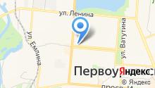Софья на карте