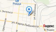 Компания по шлифовке коленчатых валов на карте