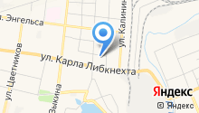 СнабЦветМет на карте