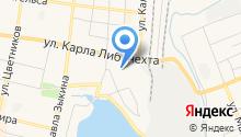МикСтас на карте