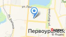 Юр-911 на карте