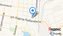 НЛМК-Урал Сервис на карте