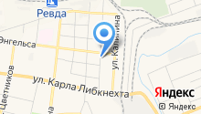 Venusita на карте