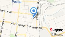 Уралпроммет, ЗАО на карте