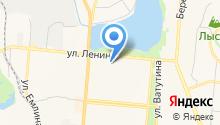 Центр качества строительства на карте
