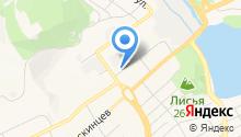 АФФИНАЖ-НТ на карте