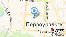 Управление образования Первоуральского городского округа на карте