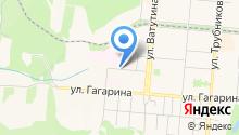 Областная станция переливания крови на карте