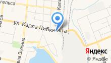 НЛМК-Связь на карте