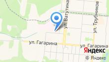 Детская городская больница на карте