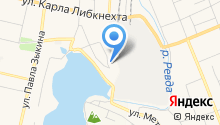 Храм во имя Архистратига Божия Михаила на карте