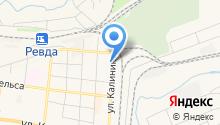 Столярная мастерская Маюрова на карте