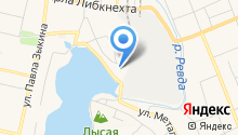 Демидов-Центр на карте