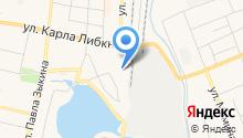 Ревдинский светотехнический завод на карте
