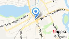 Адвокатский кабинет Пищальникова А.Н. на карте