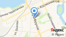 Ателье Анжелики Стокоз на карте