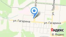Министерство здравоохранения Свердловской области на карте