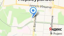 УралДизайнПроект на карте