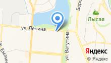 Уралстройпроект на карте