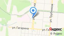 Уральский Торгово-Промышленный Холдинг на карте