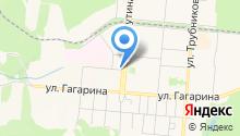 Отдел МВД России по г. Первоуральску на карте