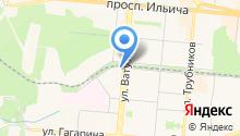 Лайм на карте