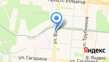 НБК Групп на карте