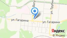 Первоуральская психиатрическая больница на карте