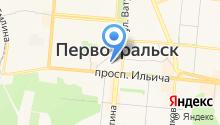 Первоуральск-21век на карте