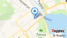 Vincod на карте