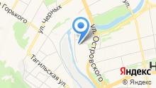 Hdd-service на карте